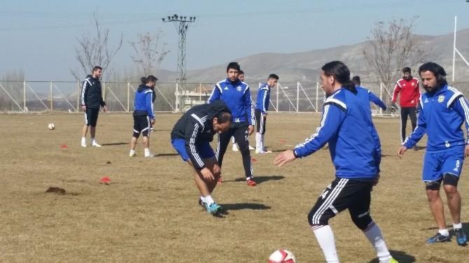Yeni Malatyaspor Kader Maçına Hazırlanıyor