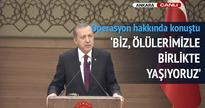 Erdoğan: Genelkurmay Başkanı'nın atılacak tırnağı olamazsın - Gündem Haberleri