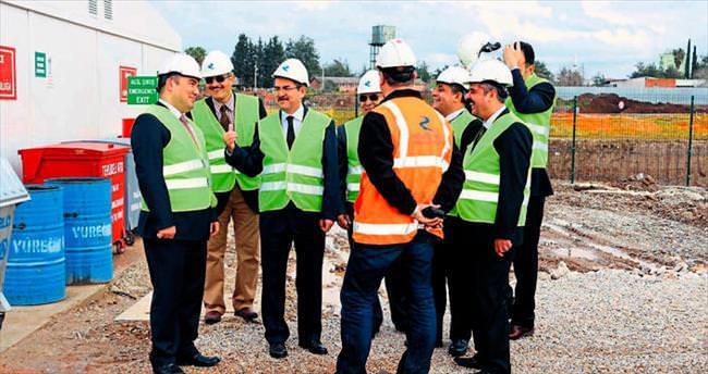 Adana Şehir Hastanesi bölgeye hizmet verecek