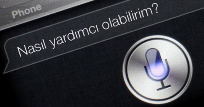 Apple'ın Siri'si Türkçe oldu!