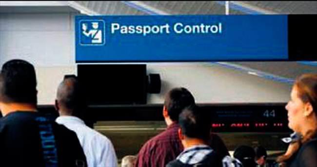 Fransa, 6 kişinin pasaportuna el koydu