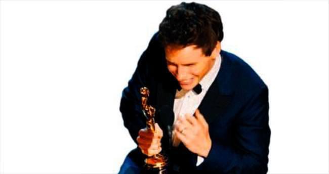 Oscar'ın yıldızı oldu