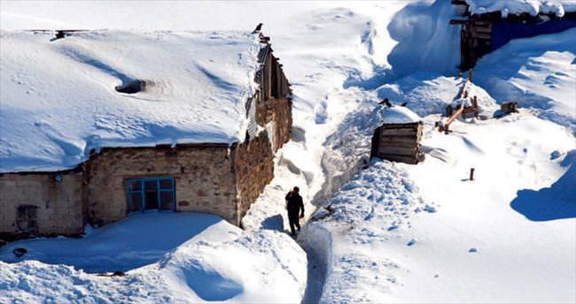 Sibirya soğukları Doğu'yu esir aldı