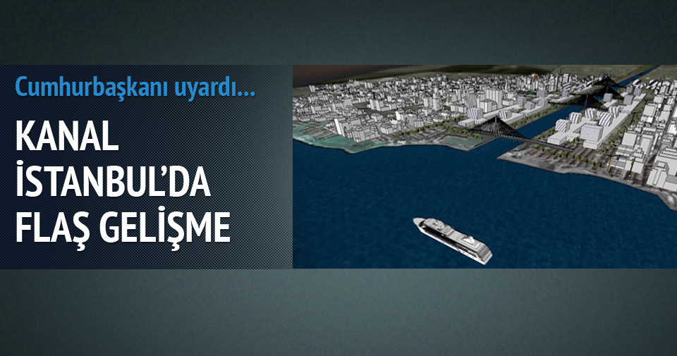 Kanal İstanbul nüfusu 500 bine indi