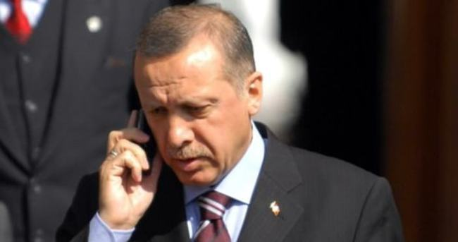 Erdoğan Süleyman Şah Türbesi'nin komutanını aradı