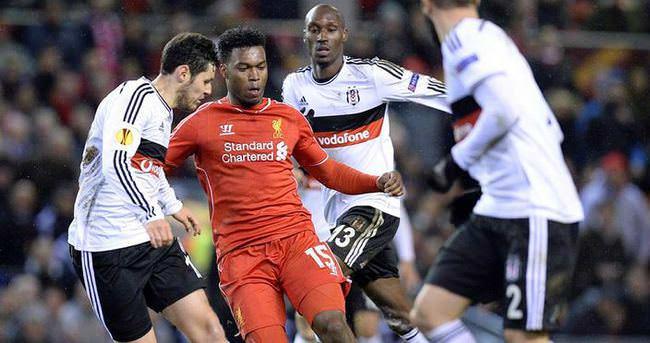 Beşiktaş-Liverpool maçının biletleri tükendi