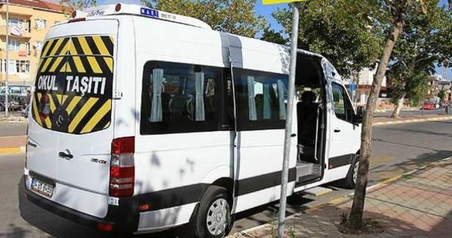Okul servis şoförlerine 26 yaş şartı