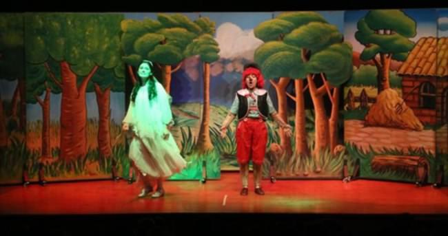 Pinokyo, yeni maceralarıyla Eyüp'te
