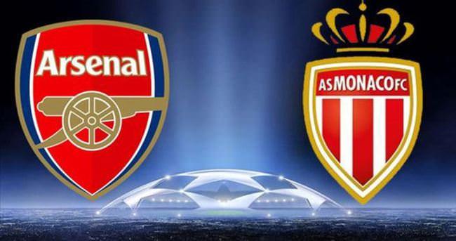Arsenal - Monaco maçı ne zaman saat kaçta hangi kanalda