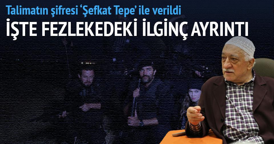 Fethullah Gülen'den 'altın vuruş' talimatı