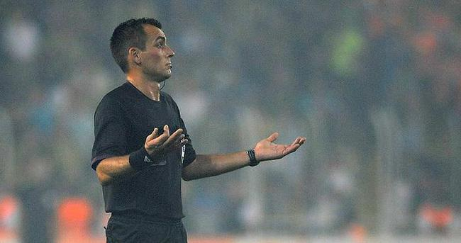 Napoli-Trabzonspor maçı Ivan Bebek'in