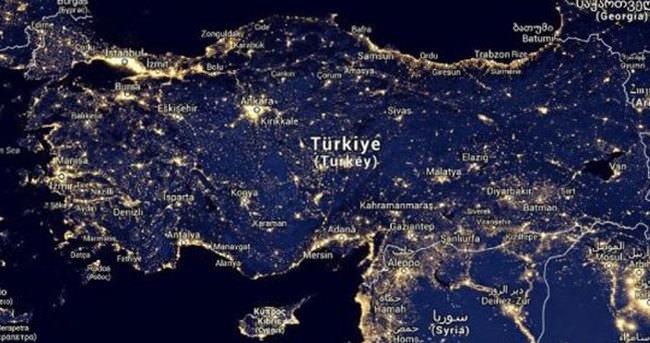 Işık kirliliğinden yılda 160 milyon liralık enerji israf ediliyor