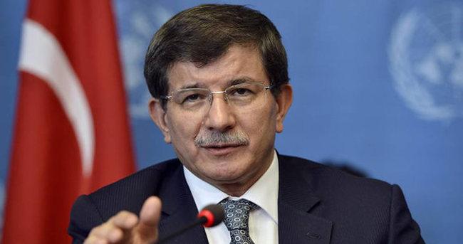 Başbakan Ahmet Davutoğlu'ndan kritik görüşme!