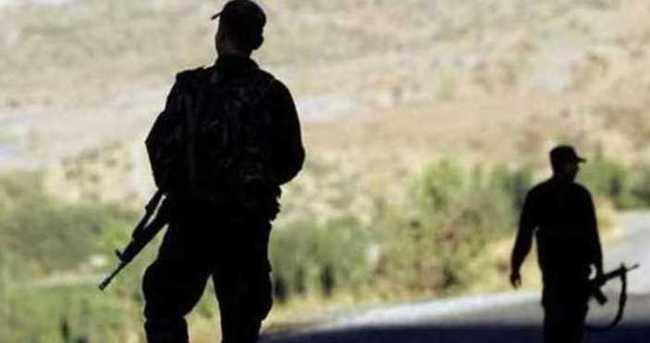 Uludere'de güvenlik güçlerine taciz ateşi açıldı