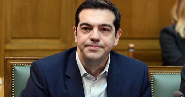 Yunanistan için beklenen onay çıktı