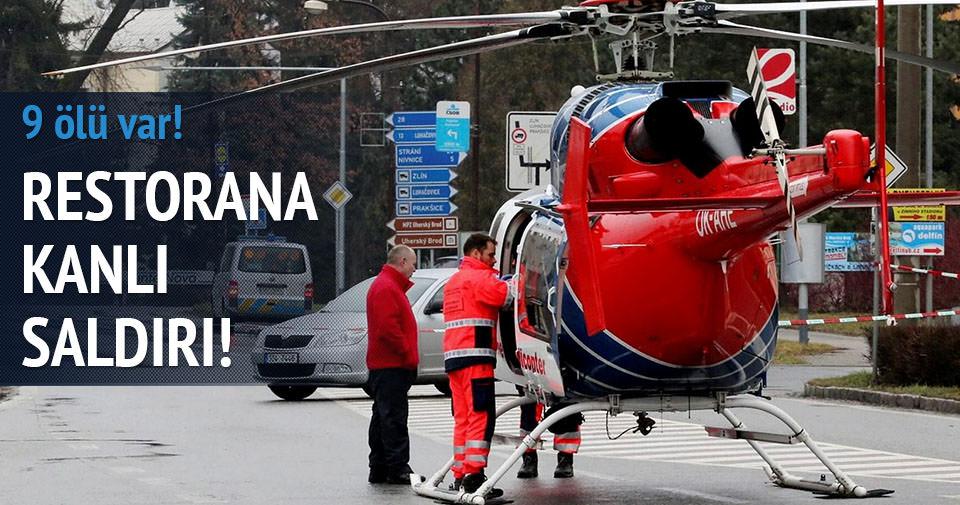Çek Cumhuriyeti'nde saldırı