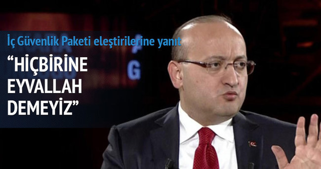 Akdoğan: Arkalarında paralel yapı var!