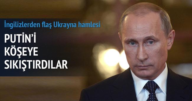 İngiltere'den Putin'i çıldırtacak hamle