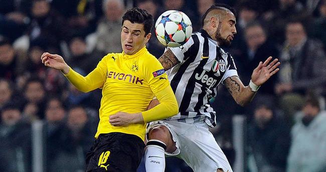 İlk raund Juventus'un