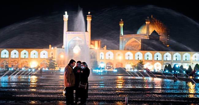 İsfahan: Dünyanın yarısı