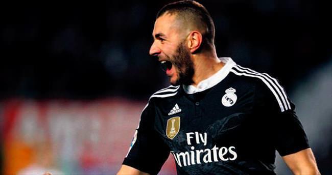 Real Madrid'i tutuyoruz!