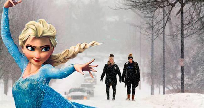 'Karlar Kraliçesi'ne yakalama kararı!
