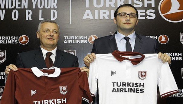 THY Sarajevo'nun yeni sponsoru
