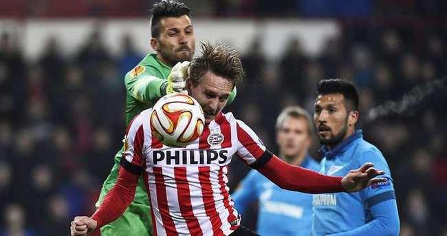 Zenit – PSV Eindhoven Avrupa Ligi maçı ne zaman saat kaçta hangi kanalda?