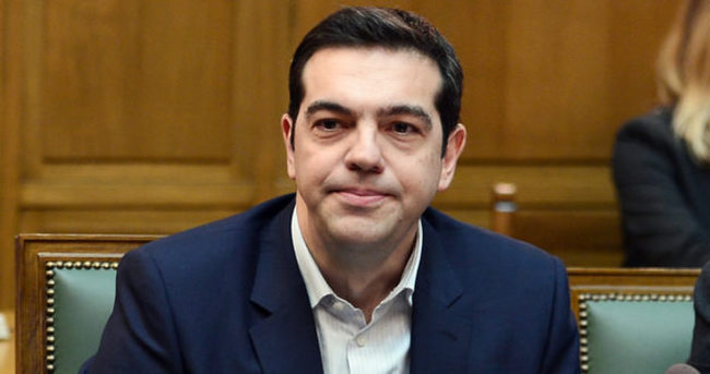 Yunanistan zorlu süreçte