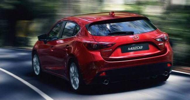 Mazda 3 bir başka güzel