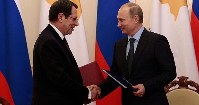 Rusya ile Kıbrıs Rum yönetimi arasında askeri iş birliği