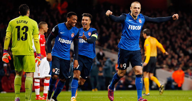 Monaco'dan Arsenal'e büyük şok