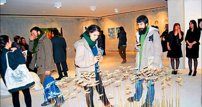 ARTE Sanat'ta 'fabl' sergisi