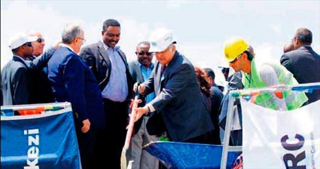 Etiyopya'ya 1.7 milyar dolarlık demiryolu