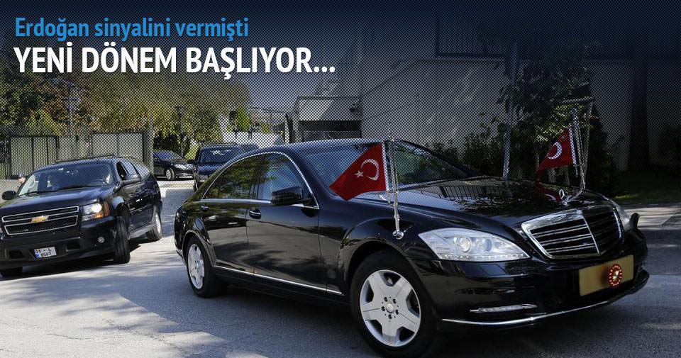 Kral'ın ilk ziyareti Türkiye'ye mi?