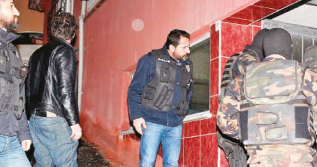 Şişli belediyesi saldırganları yakalandı