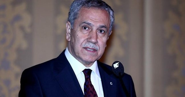 Arınç: Her zaman Kuveyt'in yanında olacağız