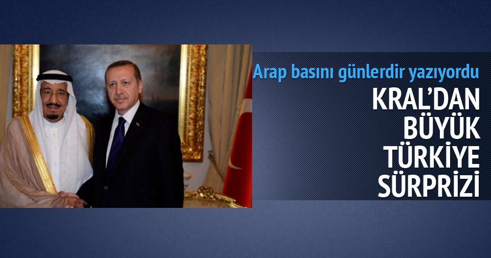 Suudi Kral'ın ilk ziyareti Türkiye'ye mi?