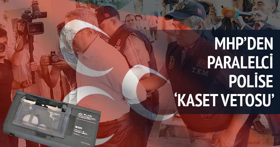 Yurt Atayün'e MHP'den kaset vetosu