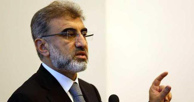 Bakan Yıldız'dan istifa açıklaması