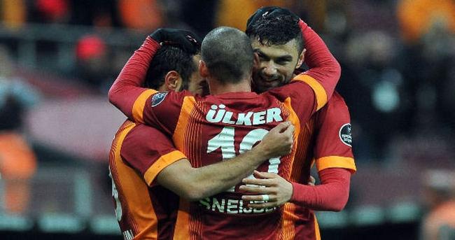 Galatasaray liderliği bırakmak istemiyor