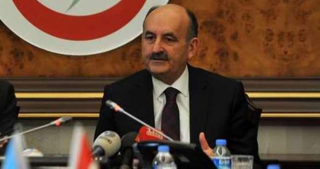 Sağlık Bakanı Mehmet Müezzinoğlu'ndan  'grip salgını' açıklaması