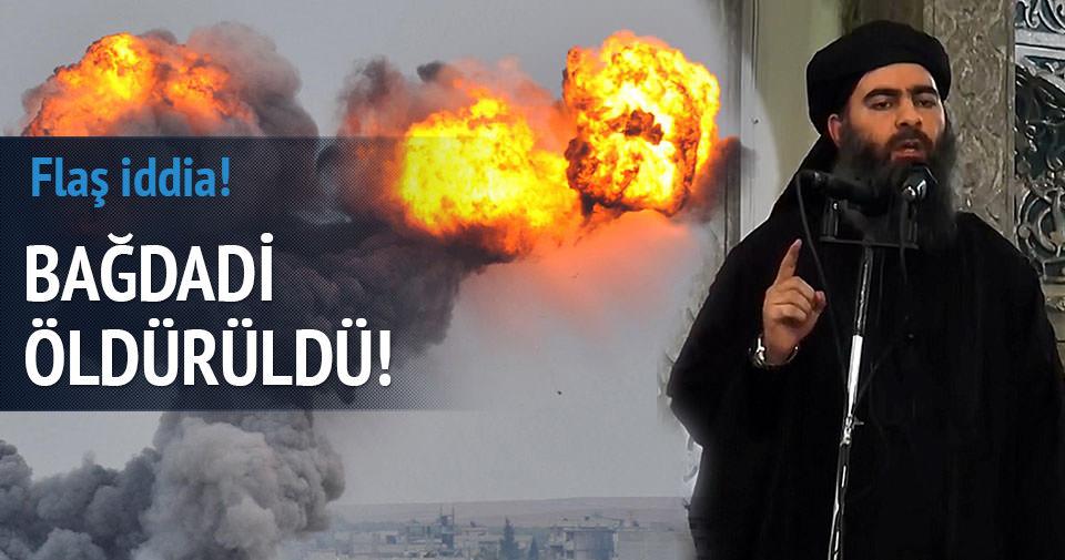 El Bağdadi öldürüldü mü?