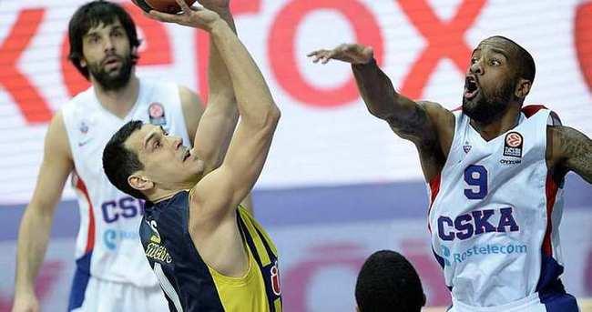 Fenerbahçe Ülker, Moskova deplasmanında