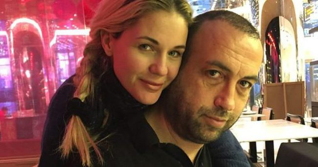 Emine Ün'den eşi Tolga Karakaş'a ağlatan mesaj