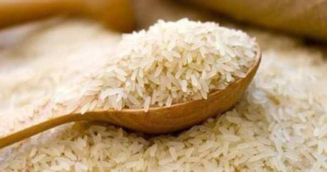 Pirincin bir faydası daha çıktı