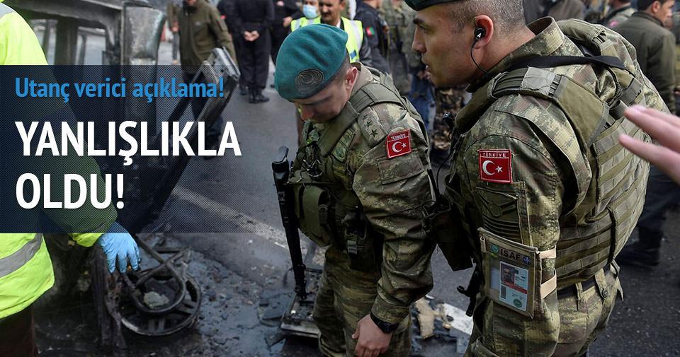Taliban'dan Hedef Türkiye değildi açıklaması