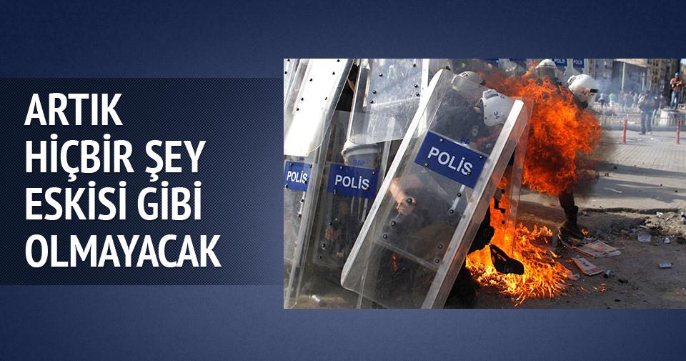 'İç Güvenlik Paketi'nin ilk 26 maddesi kabul edildi
