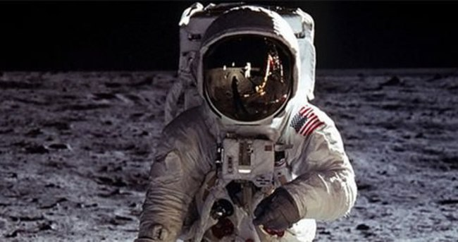 Amerikalı astronotun başlığında sızıntı