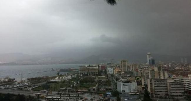 Kıyı Ege için çok kuvvetli yağış uyarısı